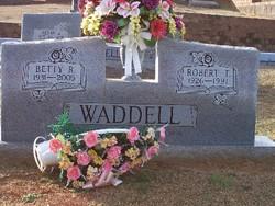 Robert T Waddell