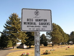 Bess Hampton Memorial Gardens