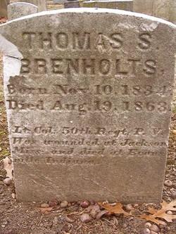 Col Thomas Severn Brenholtz