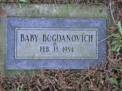 Baby Bogdanovich