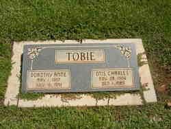 Dorothy Anne Tobie