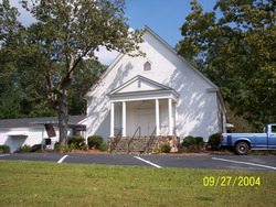 Wehadkee Baptist Church Cemetery