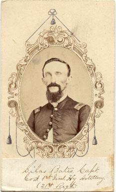 Capt Silas Bates