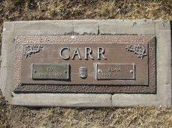 """Hiram Edward """"Ed"""" Carr"""