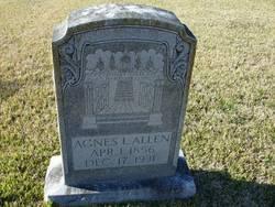 Agnes Lucinda <I>Brown</I> Allen