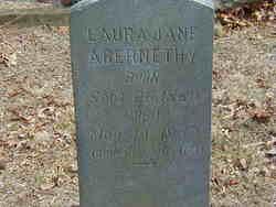 Laura Jane <I>Frye</I> Abernethy