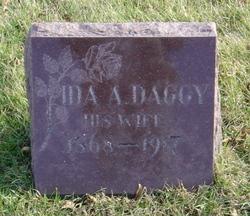 Ida A <I>Daggy</I> Timmons