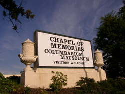 Chapel of Memories Columbarium