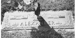 Albert Mouton Alexander