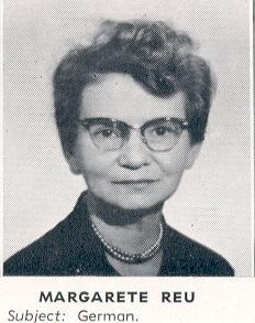 Margarete Marie Reu