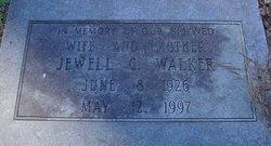 Jewell C Walker