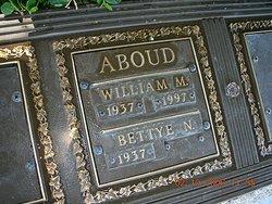 William M Aboud