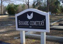 Bonaire Cemetery