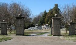 Greenville Jewish Cemetery