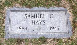 "Samuel Conklin ""Sam"" Hays"