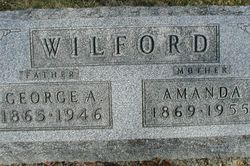 """Amanda D """"Mandy"""" <I>Over</I> Wilford"""