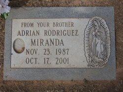 Adrian Rodriguez Miranda