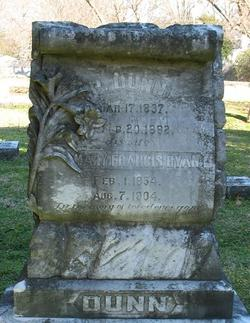 Mary Francis Ryan Dunn 1854 1904 Find A Grave Memorial