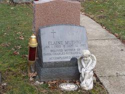Grace Elaine deWolfe Muthig