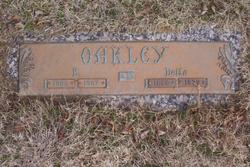 Della Estherlee <I>Smith</I> Oakley