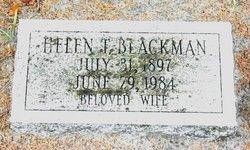 Martha Helen <I>Timberlake</I> Blackman