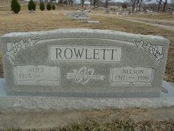 Alice Rowlett