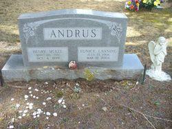 Eunice <I>Lanning</I> Andrus