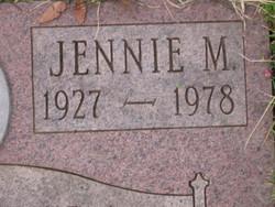 Jennie <I>Malandra</I> Dondzik