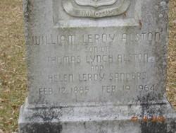 William Leroy Alston