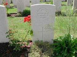 Lance Corporal Thomas Bodkin