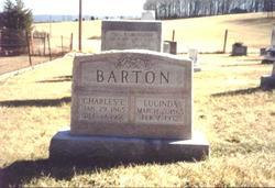 Lucinda <I>Day</I> Barton