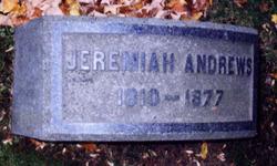 Dr Jeremiah Andrews