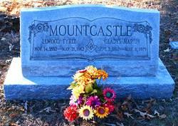 Gladys <I>Martin</I> Mountcastle