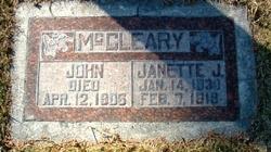 John McCleary