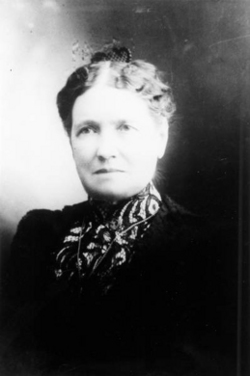 Mary <I>Brown</I> McMillan