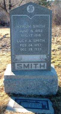 Lucy Ann <I>Griffith</I> Smith