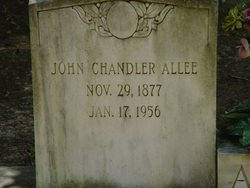 "John Chandler ""Pop"" Allee"