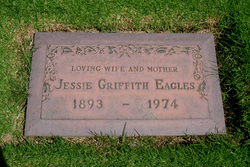 Jessie M. <I>Griffith</I> Eagles