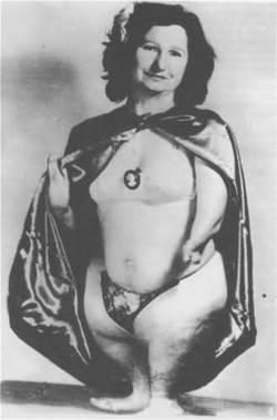 "Ruth Opal ""Penguin Lady"" <I>Berry</I> Davis"