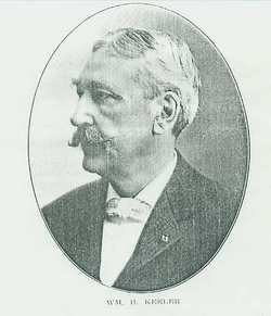Col William Betts Keeler