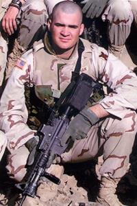 Sgt Seth Randell Trahan