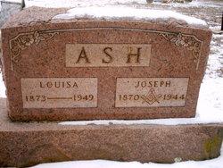 """Joseph Robert """"Joe"""" Ash"""