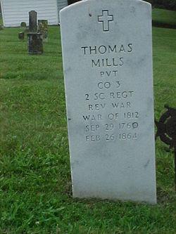Thomas Mills
