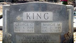 Margie Mae <I>Porterfield</I> King