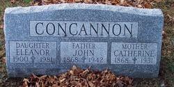 Catherine <I>Dane</I> Concannon