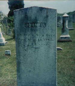 John Loren Avery