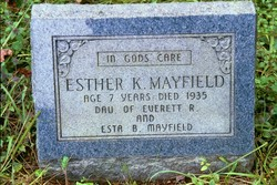 Esther Katherine Mayfield