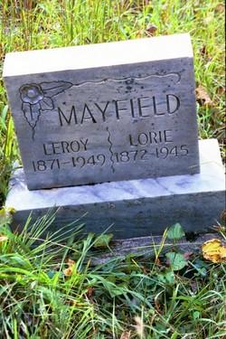 Lorie <I>Jones</I> Mayfield