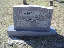 John Allen Anglin