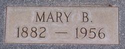 """Mary B """"Bertie"""" Moody"""
